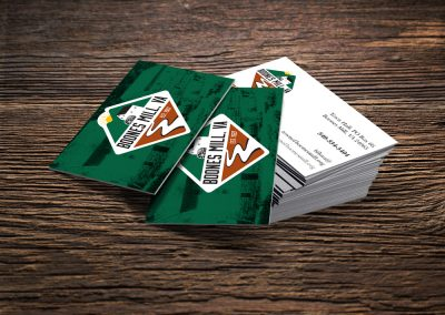 Boones Mill Va Business Cards