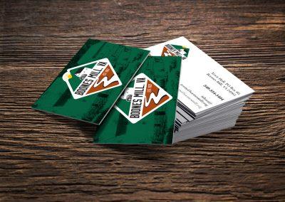 Boones Mill Va Business Cards