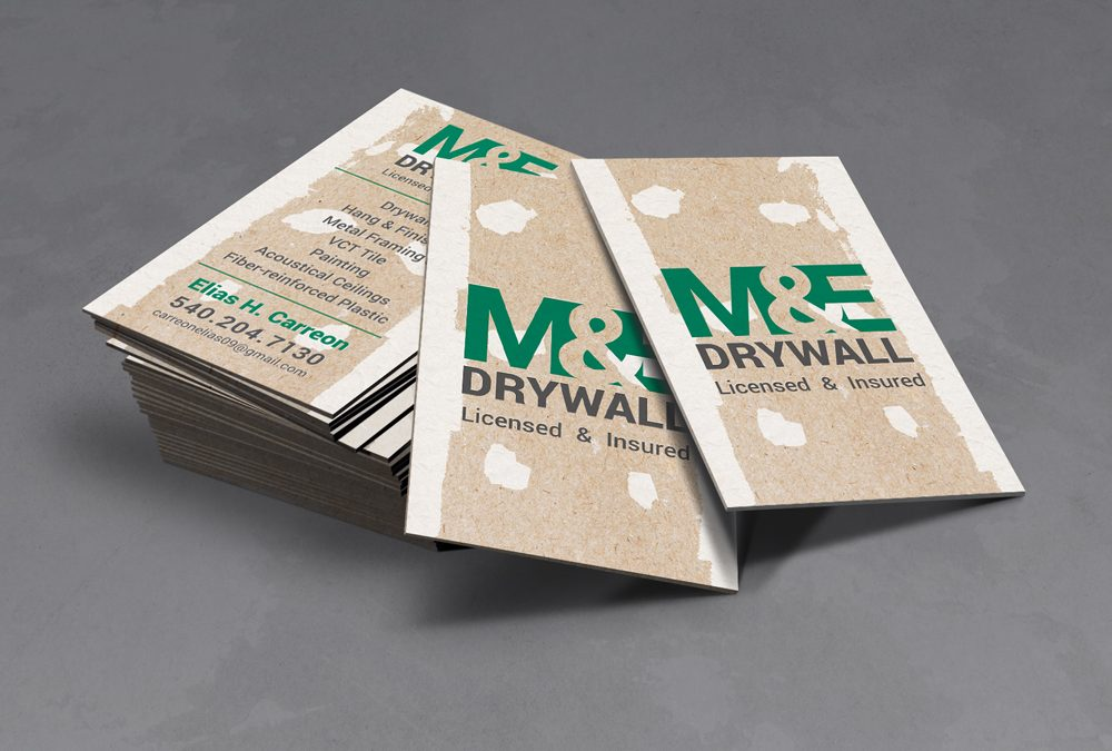 M&H Business Cards