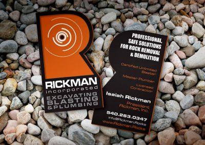 Rickman Cards