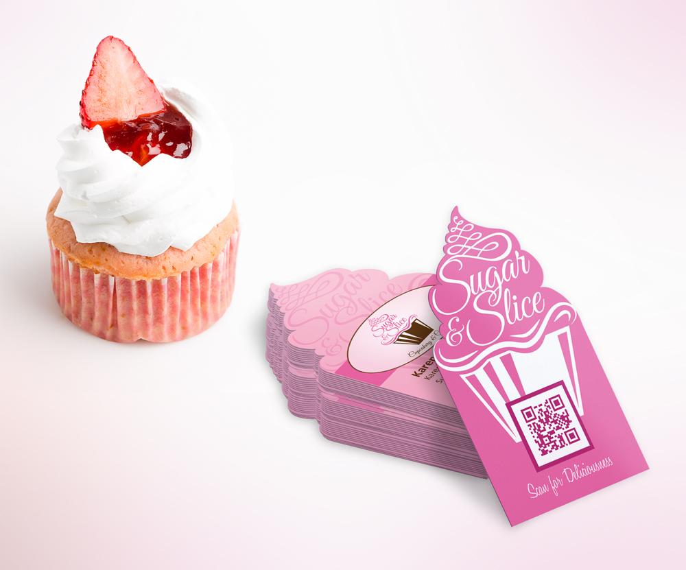 Sugar n Slice Card