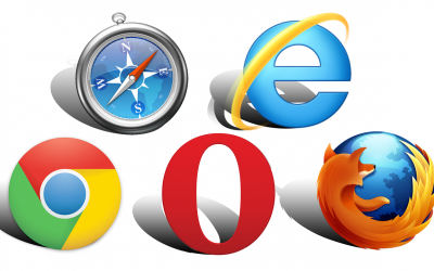 What browser do you use?